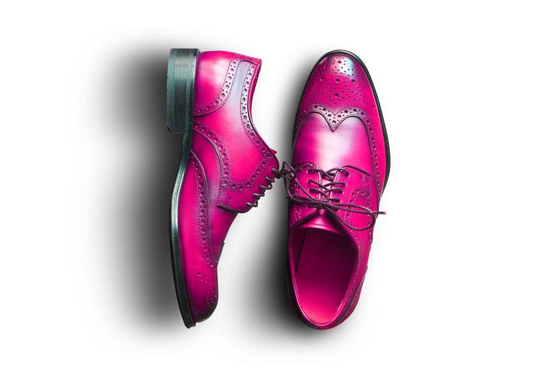 scarpe-eleganti-rosa-immagine-aziendale-iperattiva